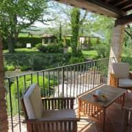 Comfortable country home near Urbino in le Marche, Italy