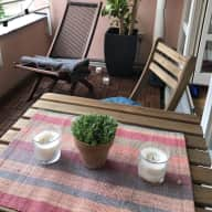 Spacious 2-bedroom with 2 little pups in Haidhausen, central Munich