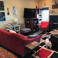 New home and a senior dog need a sitter