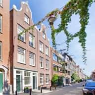 Art-filled Apartment in The Jordaan, Amsterdam