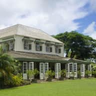 Luxury Plantation House in Barbados