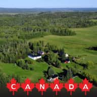 Wishing for a Unique Canadian Country Living Experience... Winter Wonderland in Alberta?