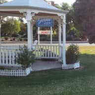 Free holiday at motel near the Murray River, staying in our home not motel room