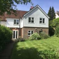 Dog and house sit near Dorking, Surrey UK