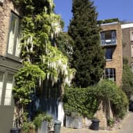 Mews house off Portobello Road, Notting Hill