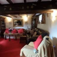 How would you like to stay in a 15th century Devon long house in Dartmoor.  We need a dedicated experienced couple, that would love living in a Devon long house that is remote  with acre,s of walks.Our home & pets are our greatest love our little dog  Doody is a very happy dog & loves people.She is spoilt & even sleeps on the bottom of the bed with you, you won't even notice her there, she just curls up in a ball & sleeps all night.We have beautiful surroundings.