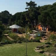 Portugal Coastal area, 1 hectare Permaculture garden with natural swimming pool and animals