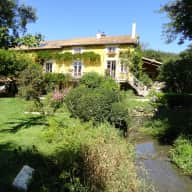 Watermill in South West France is looking for helpers to care for animals and garden.