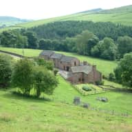 Smallholding within the beautiful Peak District National Park with assorted pets