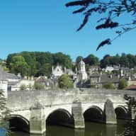 Come, explore lovely Bradford-on-Avon with Luca