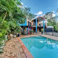 Fantastic resort style house on an acre with a pool needs loving pet sitters for occasional weekend or night in -