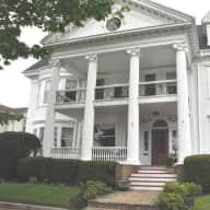 Large Mansion on the Lake