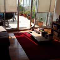 Lisbon city-centre duplex apartment with one sweet dog