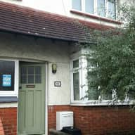 mid-terrace 2 bed house