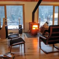 Easy cat care in new house on Salt Spring Island