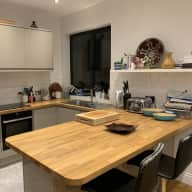 4 bed terraced house in Tooting Bec, London with a West Highland Terrier