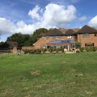 Country house in battle East Sussex sitter needed for our two dogs