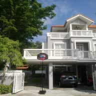 Spacious semi-detached house in a great location on the beautiful island of Penang