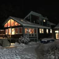 Enjoy cozy winter evenings with our lovable bunch in Vermont!