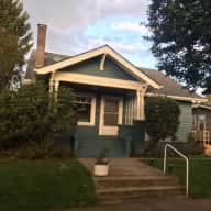 Bungalow and Sweet Dog in NE Portland