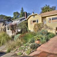 Beautiful Craftsman Home With Large Landscaped Gardens and Patios