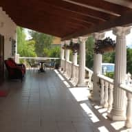Pet sitter required to stay in our villa in Costa Blanca Spain