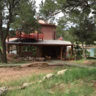 solar retreat near santa fe , (off-the-grid)