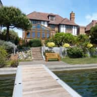 Look after our two dogs in stunning waterside home in Sovereign Harbour, Eastbourne