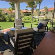 Dorado Beach neighborhood with golf cart lifestyle and beach