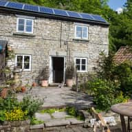 Cosy cottage in the Forest of Dean, near the River Wye