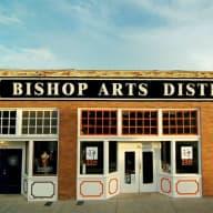 Modern home in Dallas Bishop Arts District
