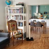 Central, bright apartment, two friendly cats