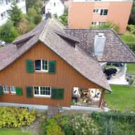 Home with 2 cats in Switzerland