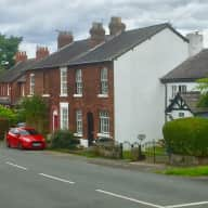 Beautiful rural village of Lymm in Cheshire - 200 year old cottage.