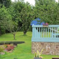 Semi rural location near the Forest of Dean