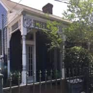 New Orleans Uptown home