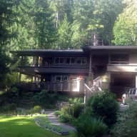 North Pender Island, near the ocean and parks