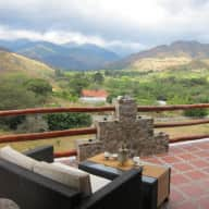 Animal lover retreat in sacred river valley  of Tropical Andes, Vilcabamba Ecuador