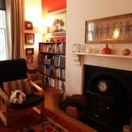Nice home. nicer dog!