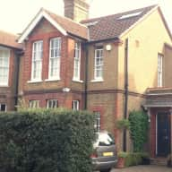 4 bedroom semi-detached house in Wimbledon, London with 3 cats and 5 guinea pigs