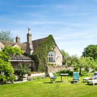 Converted schoolhouse in secluded Cotswolds village