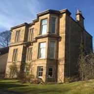 Fancy a stay in Edinburgh's prestigious grange area  to mind our little fur baby?
