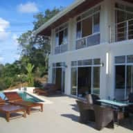Pet/house sitter needed for 5 month on Koh Samui (Thailand).