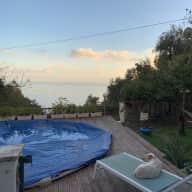 Mountain retreat on the Amalfi Coast