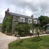 South Devon farm house