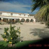 El-Cortijo-Largo, Taberno/Almeria, Spain