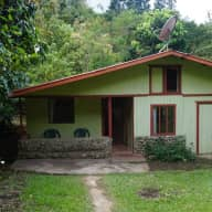 Cabin in Chirripo Valley, Costa Rica, with Cuddly Goldendoodle!
