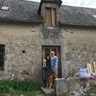 Stay in an old farmhouse in the countryside of Correze with three friendly dogs