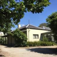 Farmhouse Homestead in Melbourne Suburb