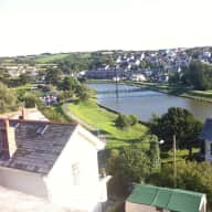 River-view home in Beautiful North Cornwall